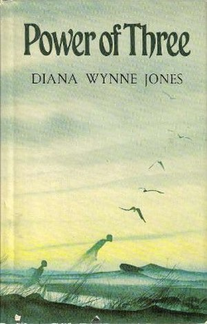 Power of Three (novel) - First edition