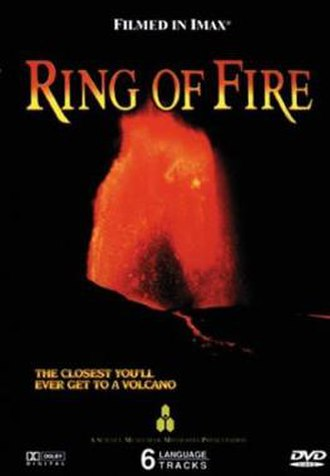 Ring of Fire (1991 film) - DVD cover