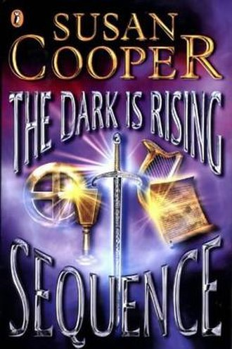 The Dark Is Rising Sequence - British omnibus edition front cover
