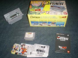 <i>Datach</i> 1992 video game