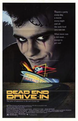 Dead End Drive-In - Theatrical release poster