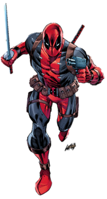Deadpool Character appearing in Marvel Comics
