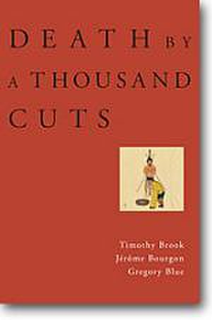 Death by a Thousand Cuts (book) - Front cover of Death by a Thousand Cuts