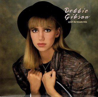 Debbie Gibson — Lost in Your Eyes (studio acapella)