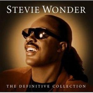 The Definitive Collection (Stevie Wonder album) - Image: Defwonder