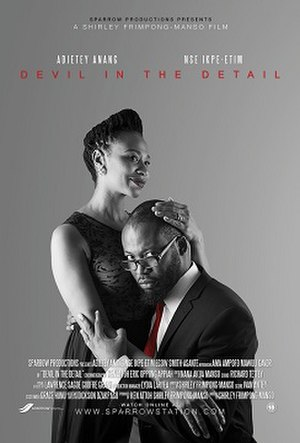 Devil in the Detail (film) - Theatrical poster