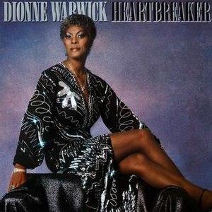 Heartbreaker (Dionne Warwick album) - Image: Dionnewarwickheartbr eaker