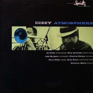 Dizzy Atmosphere (album) - Image: Dizzy Atmosphere (album)