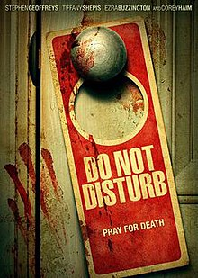 do not disturb 2013 film wikipedia