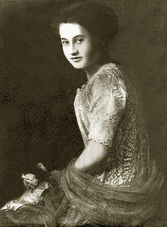 Jules Brulatour - Dorothy Gibson, the second Mrs. Jules Brulatour