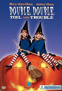 <i>Double, Double, Toil and Trouble</i> 1993 television film directed by Stuart Margolin