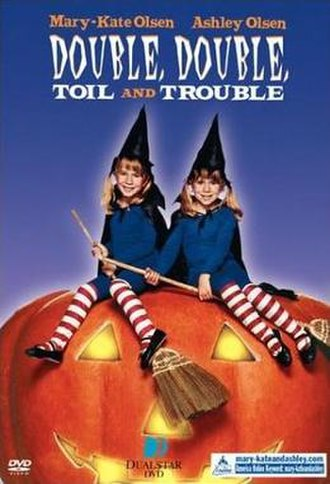 Double, Double, Toil and Trouble - DVD cover