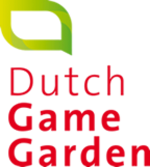 Dutch Game Garden - Image: Dutch Game Garden logo