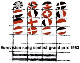 Eurovision Song Contest 1963 - Image: ESC 1963 logo