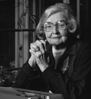 Edna Staebler - Image: Edna Staebler