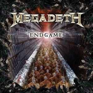 Endgame (Megadeth album) - Image: Endgame album art