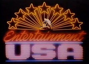 Entertainment USA - Title card from Entertainment USA