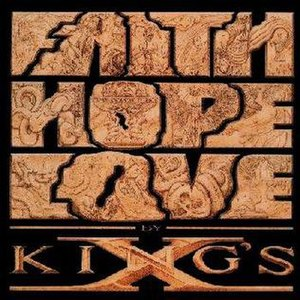 Faith Hope Love - Image: Faith hope love album cover