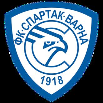 FC Spartak Varna - Image: Fcspartakvarnanewlog o