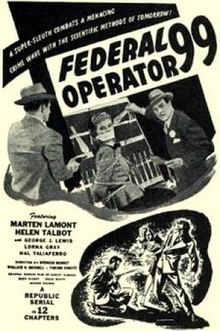 Federal Operator 99 movie