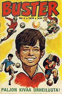 <i>Buster</i> (sport comic)