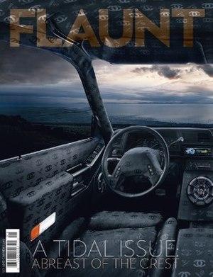 Flaunt - Image: Flaunt (magazine) cover