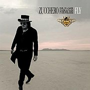 Zucchero on the cover of Fly, his latest studio album.