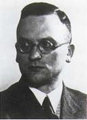 Friedrich Panzinger - Image: Friedrich Panzinger
