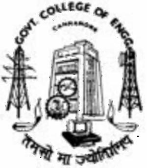 Government College of Engineering, Kannur - Image: GCEK logo
