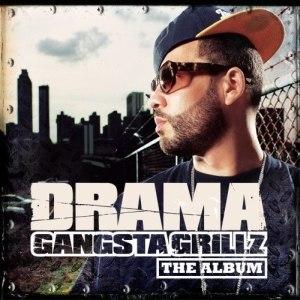 Gangsta Grillz: The Album - Image: Gangsta Grillz Album