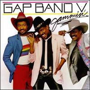 Gap Band V: Jammin' - Image: Gap Band V