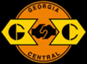 Georgia Central Railway - Image: Georgia Central Railway logo