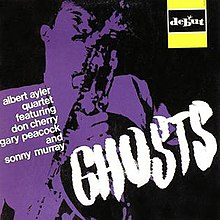 Ghosts (Albert Ayler album).jpg