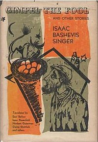 an analysis of the character elka in the novel gimpel the fool by isaac bashevis singer Gimpel the fool, short story by isaac bashevis singer, published in 1945 in  that is shorter than a novel and that usually deals with only a few characters.