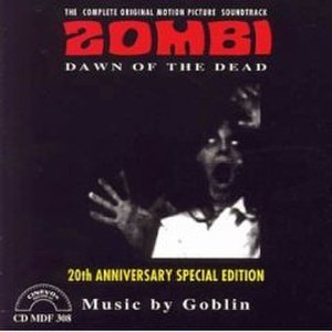 Dawn of the Dead (soundtracks) - Image: Goblin zombisoundtrack