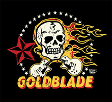 Goldblade 'Flaming Skull' Logo.png