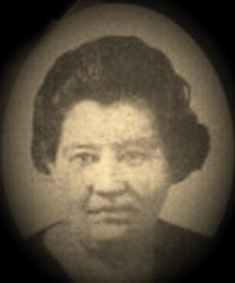 Graciela Amaya de García - Image: Graciela Amaya de García
