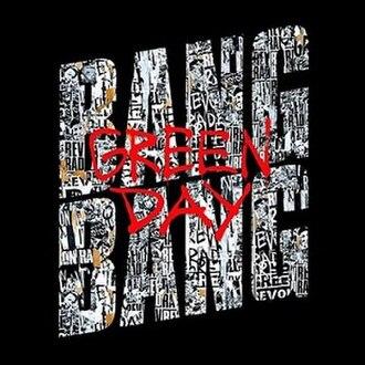 Bang Bang (Green Day song) - Image: Green Day Bang Bang Single Cover