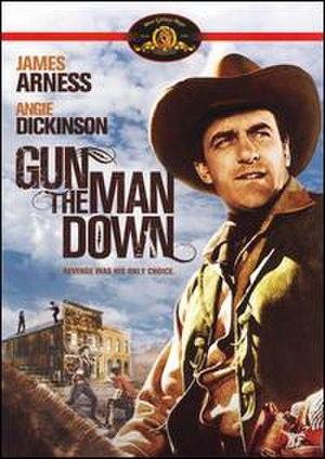 Gun the Man Down - DVD cover