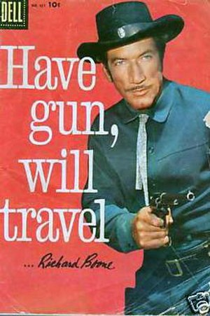 Have Gun – Will Travel - Dell Comics' Have Gun – Will Travel.
