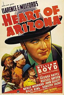<i>Heart of Arizona</i> 1938 film by Lesley Selander