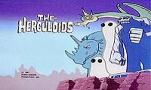 The Herculoids - The Herculoids title card.