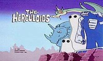The Herculoids - The Herculoids title card.
