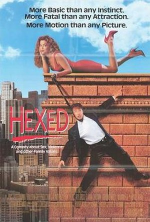 Hexed - Theatrical release poster
