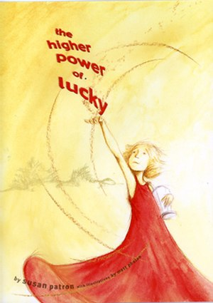 The Higher Power of Lucky - First edition cover