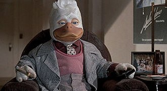 Howard the Duck - Howard the Duck in the 1986 film adaptation.