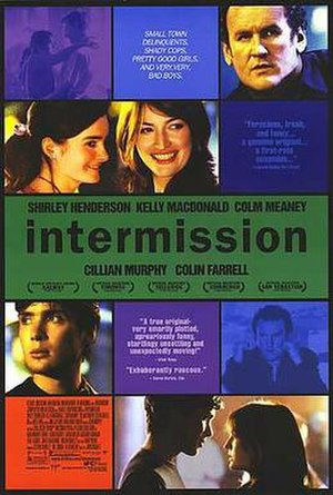 Intermission (film) - Theatrical release poster