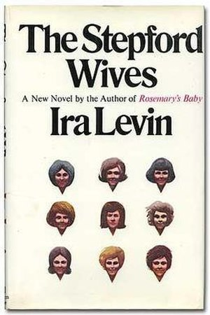The Stepford Wives - First edition cover