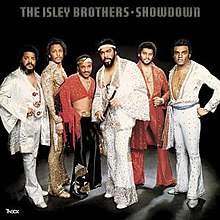 Isley Brothers Between The Sheets Album