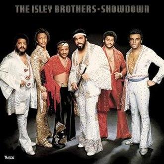 Showdown (The Isley Brothers album) - Image: Isley brothers Showdown album
